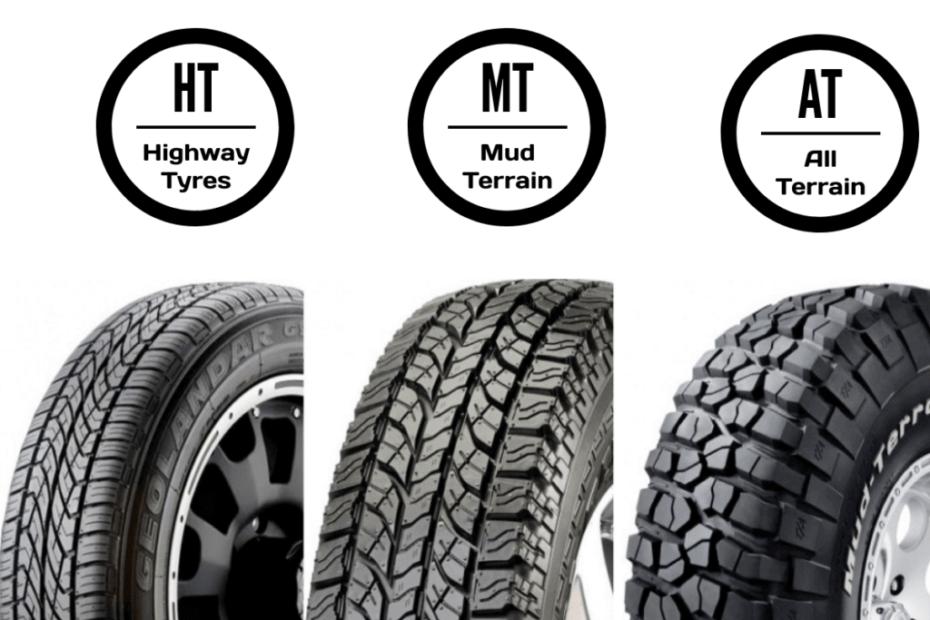 4x4-Terrain-Tyres